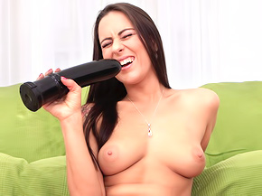 Toys Stretch a Slut